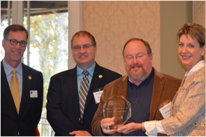 "Torch Receives ""Partners in Philanthropy Award"""