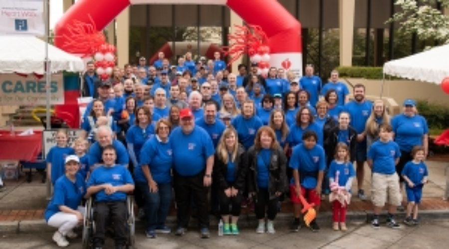Torch Team Raises $46K for 2020 Huntsville Virtual Heart  Walk
