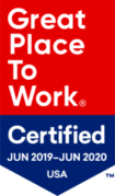 Great Place to Work Certification Badge