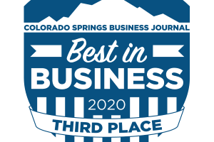 "Torch Receives Colorado Springs ""Best in Business"" Award"