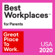 Torch Named One of the 2020 Best Workplaces for Parents by Great Place to Work®