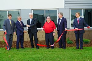 South Huntsville Companies Host Ribbon Cutting for New Multi-Tenant Facility
